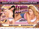 Tranny Perverts Exclusive Tranny Sex!