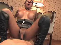Exotic ts takes exciting dick ride